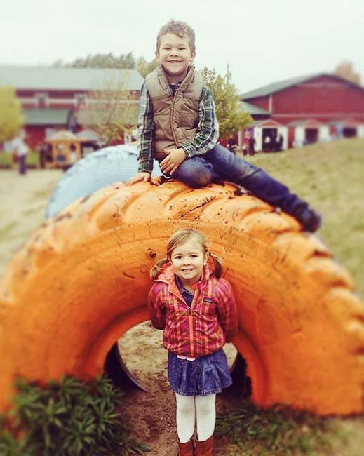 Playground - Tires