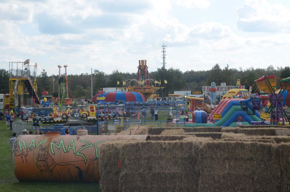 Haymaze and Rides