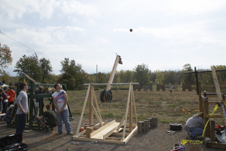 Great Pumpkin Farm Trebuchet Contest